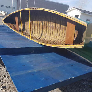 canoe for sale cedar strip