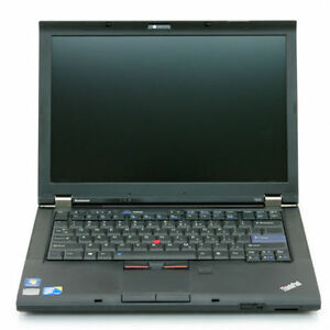 LENOVO THINKPAD T410 INTEL CORE I5 LAPTOP WITH WINDOWS 7 PRO