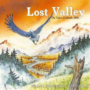 Lost Valley: The Yukon Goldrush 1896 :boardgame
