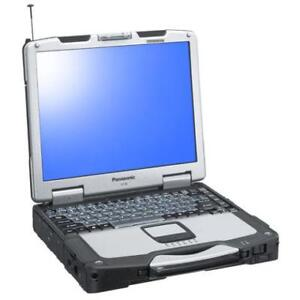 Panasonic CF30 MK2 Toughbook(4G/500G/Bluetooth/Windows 7)