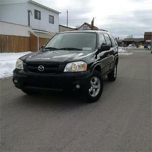 2005 Mazda Tribute SUV GS.AWD. Certified &Emissions.