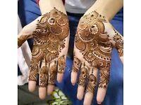 Henna mehindi body art in coventry