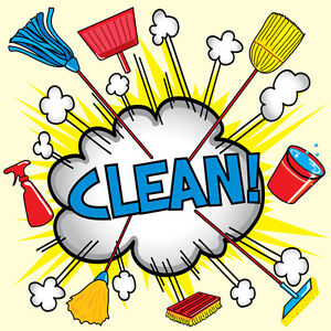 3 hours for $50! HOUSE CLEANING