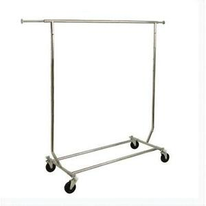 Rolling Rack/ garment rack/ clothes rack/ heavy duty rack