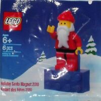 LEGO SANTA - FACTORY SEALED