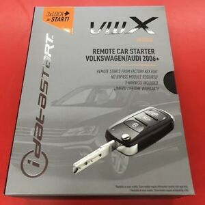 VW and Audi remote starters!!