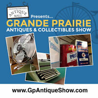 Antique & Collectible Show This Weekend!