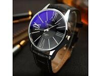 Luxury Minimalist Business Quartz-watch