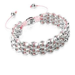 50% OFF All Jewellery - Silver Kismet Links | StrawberryBracelet