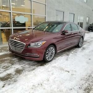 2016 Genesis V6-AWD **LEATHER-NAV-SUNROOF**