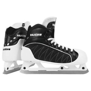 New Vaughn GX1 Pro senior hockey goalie skates 6 -12 incl 1/2 sz