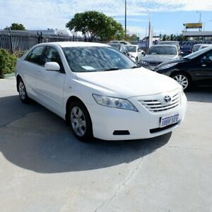 2006 Toyota Camry ACV40R Altise White 5 Speed Automatic Sedan St James Victoria Park Area Preview