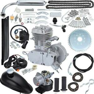 Conversion Motorized Engine Kit for Bicycle 80cc 2 Stroke