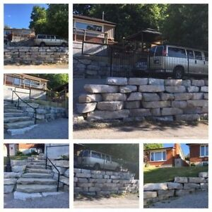 Closeout DEAL! ALL in PRICE! -- Armour (Armour) ROCK/STONE! Cambridge Kitchener Area image 8