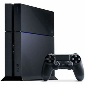 Sony PlayStation 4 500 GB Jet Black PS4 UNCHARTED Game