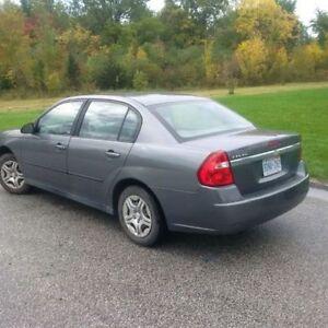 2005 Chevrolet Malibu Sedan - Need Gone Windsor Region Ontario image 2