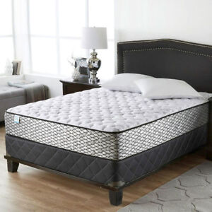 """Queen matter Set - Sealy """"Alamere"""" Firm Mattress and box spring."""