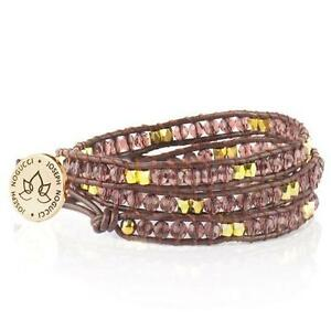 50% OFF All Jewellery - Mulberry Lane Stone Lotus WrapBracelet