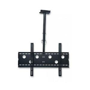 TECHly Tilt Swivel TV Ceiling Mount- 32-60in - 80kg - Tilt 0-20