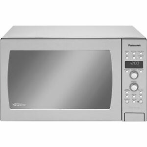 Panasonic NN-CD989S Convection Built-In/Countertop Microwave