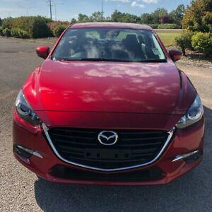 2018 Mazda 3 BN5278 Maxx SKYACTIV-Drive Sport Red 6 Speed Sports Automatic Sedan Garbutt Townsville City Preview