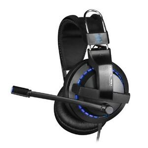 E-Blue Cobra EHS951 Pro Gaming Headset - Black