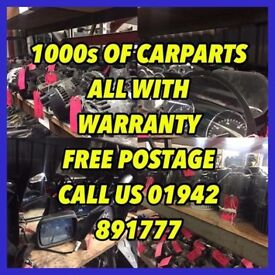 1000S CARPARTS VANPARTS ENGINES GEARBOXES PANELS SALVAGE CAR BREAKERS MANCHESTER
