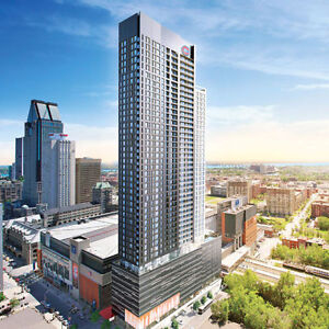 TOUR DES CANADIENS Condo for Sale AT COST PRICE - 26th Floor