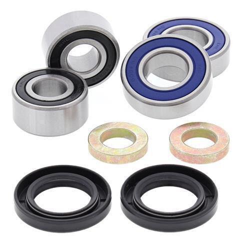 Upgrade Front Wheel Bearing & Seal Kit Raptor YFM 660 700 01-13 Banshee 350