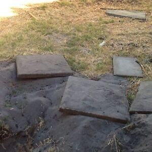 Concrete slabs 500x 500 Carlisle Victoria Park Area Preview