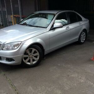 2008 Mercedes-Benz C220 CDI W204 Classic Silver 5 Speed Automatic Sedan Sandgate Newcastle Area Preview