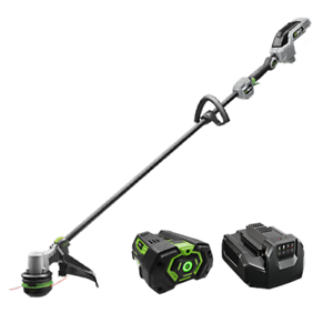 "EGO POWER+ 15"" STRING TRIMMER W/ CARBON FIBER STRAIGT SHAFT"
