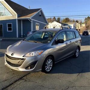 2012 Mazda Mazda5 GS w/ bluetooth/third row seating/alloy wheels