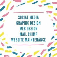 Social Media Marketing and Graphic Design Services MailChimp