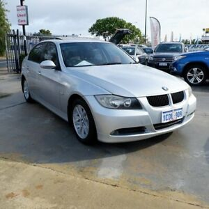 2006 BMW 320i E90 Steptronic Silver 6 Speed Automatic Sedan