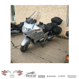 2003 BMW R1150RT TOURER @ DON'S SPEED PARTS