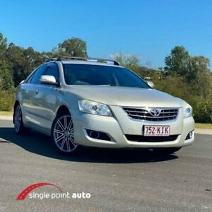 2007 Toyota Aurion GSV40R Prodigy Gold 6 Speed Sports Automatic Sedan Chevallum Maroochydore Area Preview