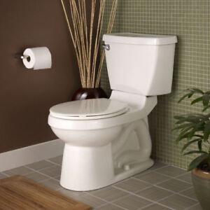 American Standard HET Toilet - FREE Installation! - GTA