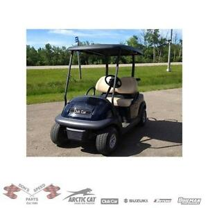 PREOWNED CLUB CAR PRECEDENT ELECTRIC LINE UP @ DON'S SPEED PARTS