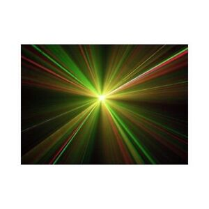 MICROH DJ MINI VENOM - Red and Green Multi Beam Laser