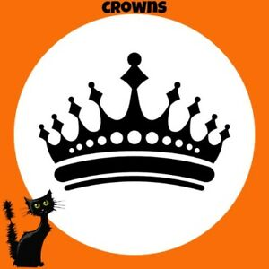 Royal Crowns ✶ $5 to $10