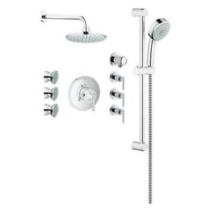 Grohe Timeless THM Shower Kit  117162