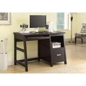 SPACE SAVING CAPPUCCINO COMPUTER DESK! BEST PRICES IN TORONTO