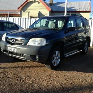 2006 Mazda Tribute MY2004 Limited Sport Black 4 Speed Automatic Wagon Raymond Terrace Port Stephens Area Preview