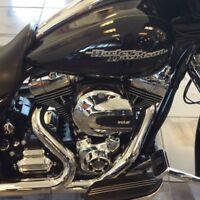 Miniature 12 Moto Harley-Davidson Touring 2016