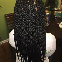 African Hairstylist / Coiffeuse Africaine pas cher