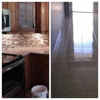 Floor Covering / Maintenance Person