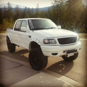 2002 Ford F-150 4.6L  KING RANCH TRITON