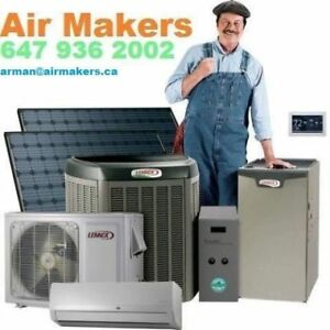 AIR CONDITIONER -FURNACE ON SALE$ CARRIER- LENNOX $$REBATE$$
