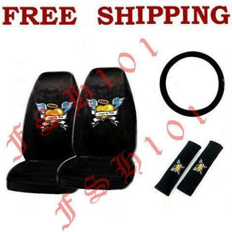 Angel Seat Covers